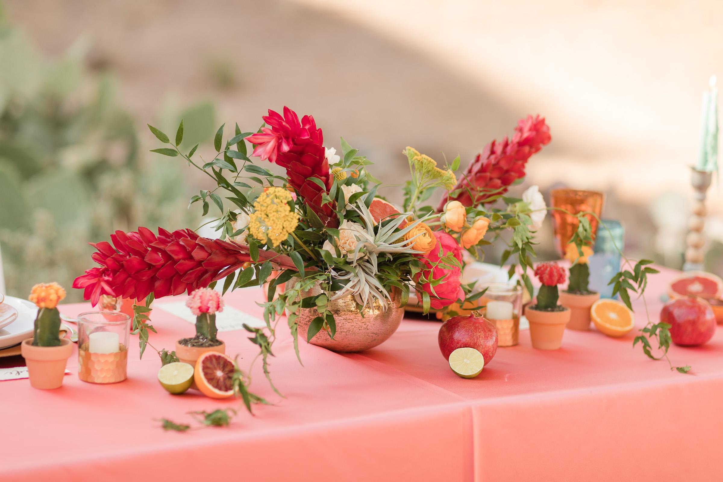 Sonoran Desert Citrus Inspired Wedding Shoot Pure In Art Photography4