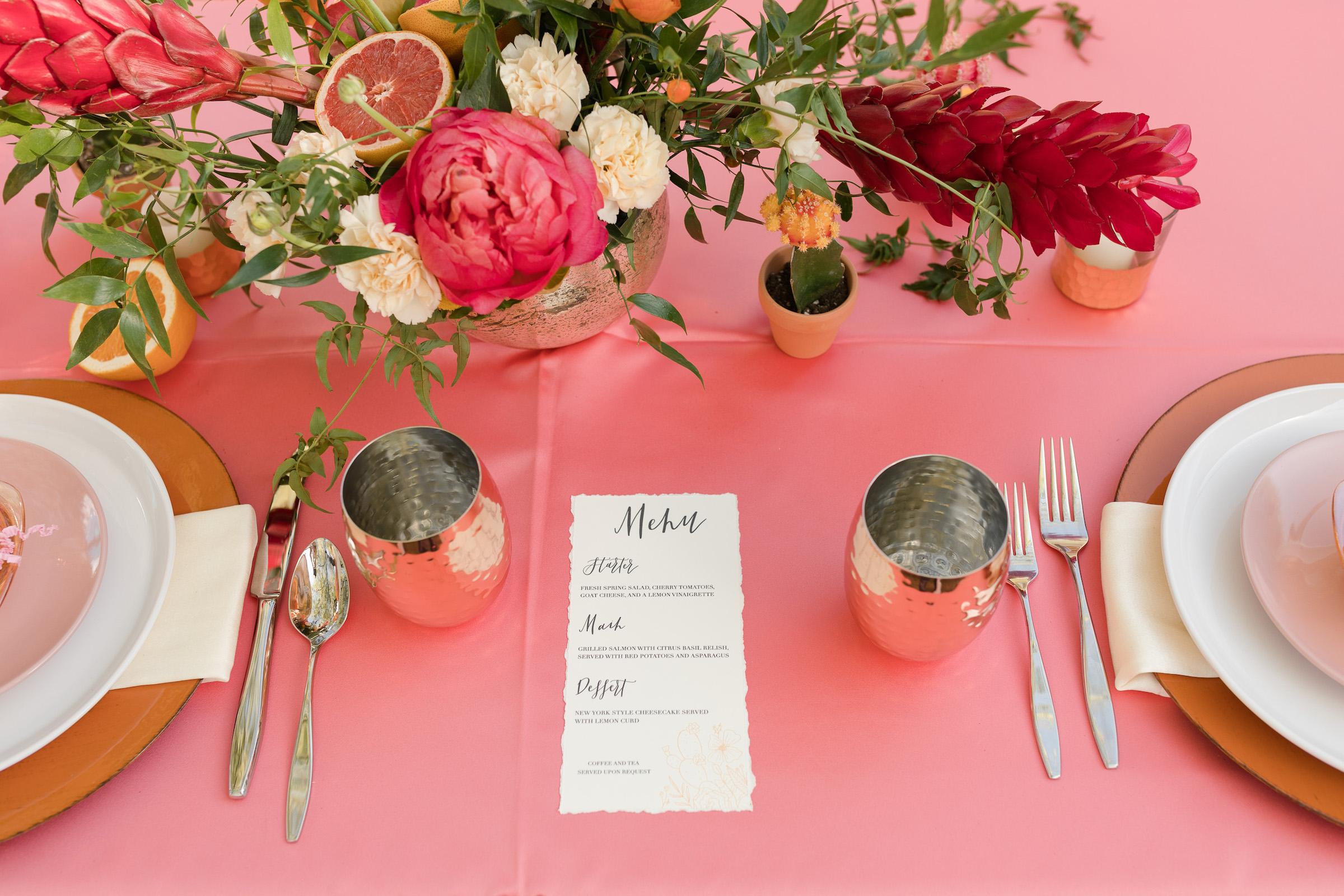Sonoran Desert Citrus Inspired Wedding Shoot Pure In Art Photography6