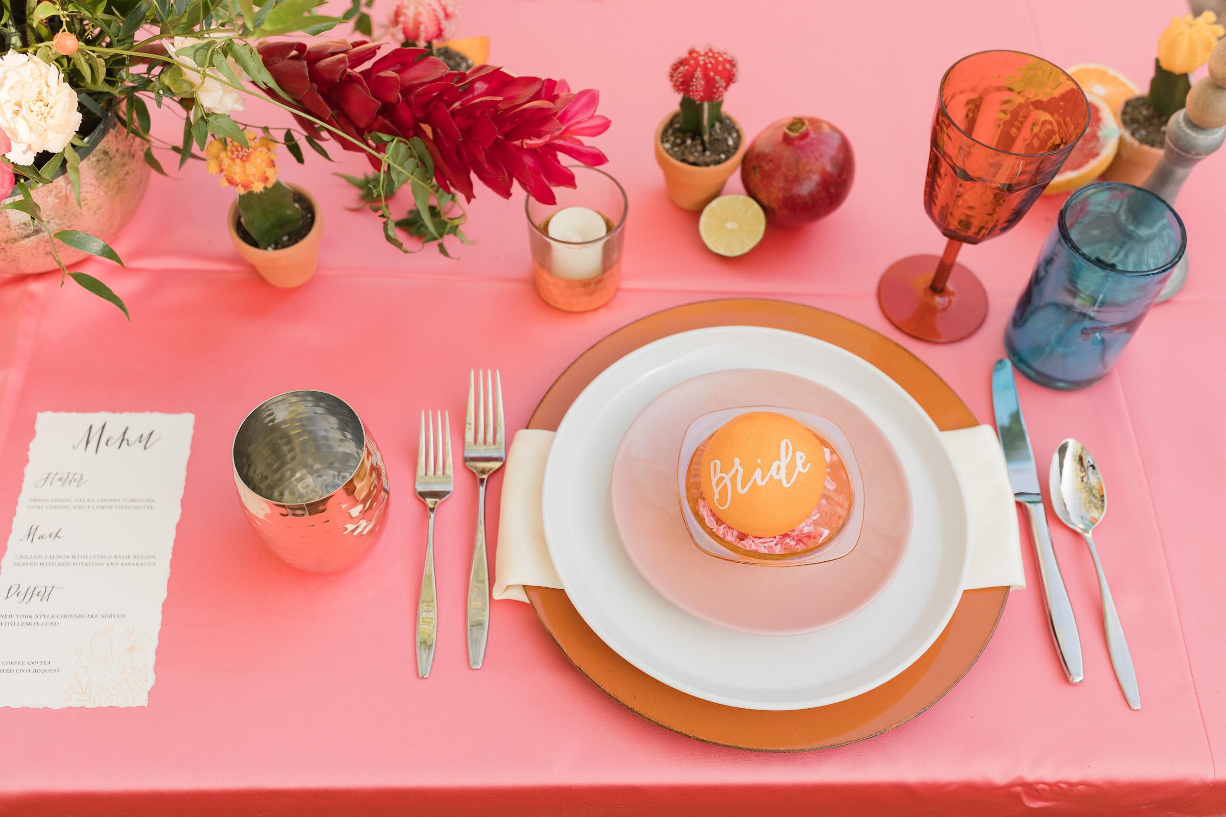 Sonoran Desert Citrus Inspired Wedding Shoot Pure In Art Photography7