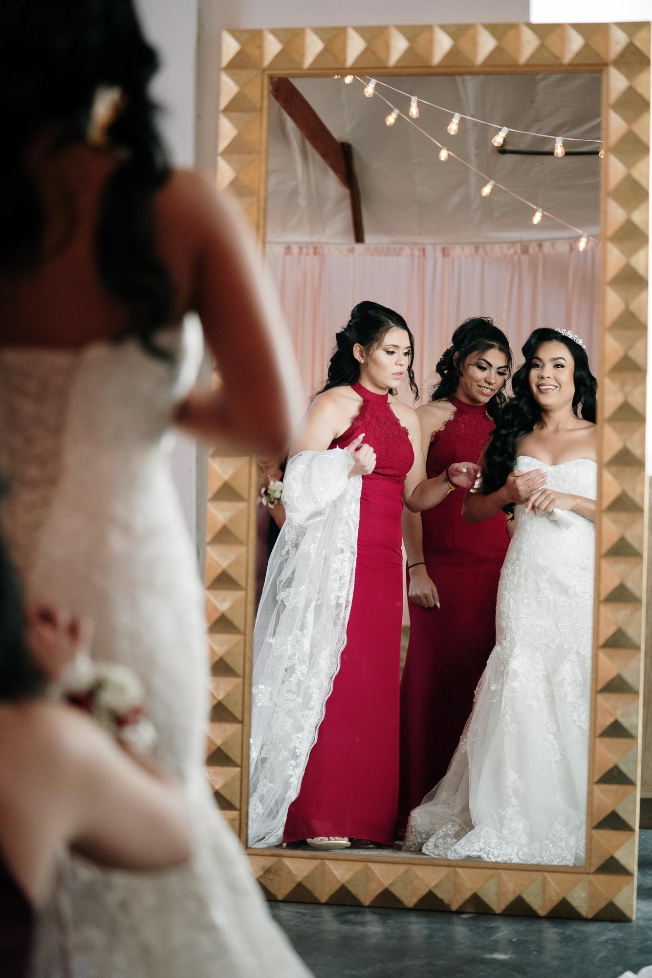 Wedding Day Gown