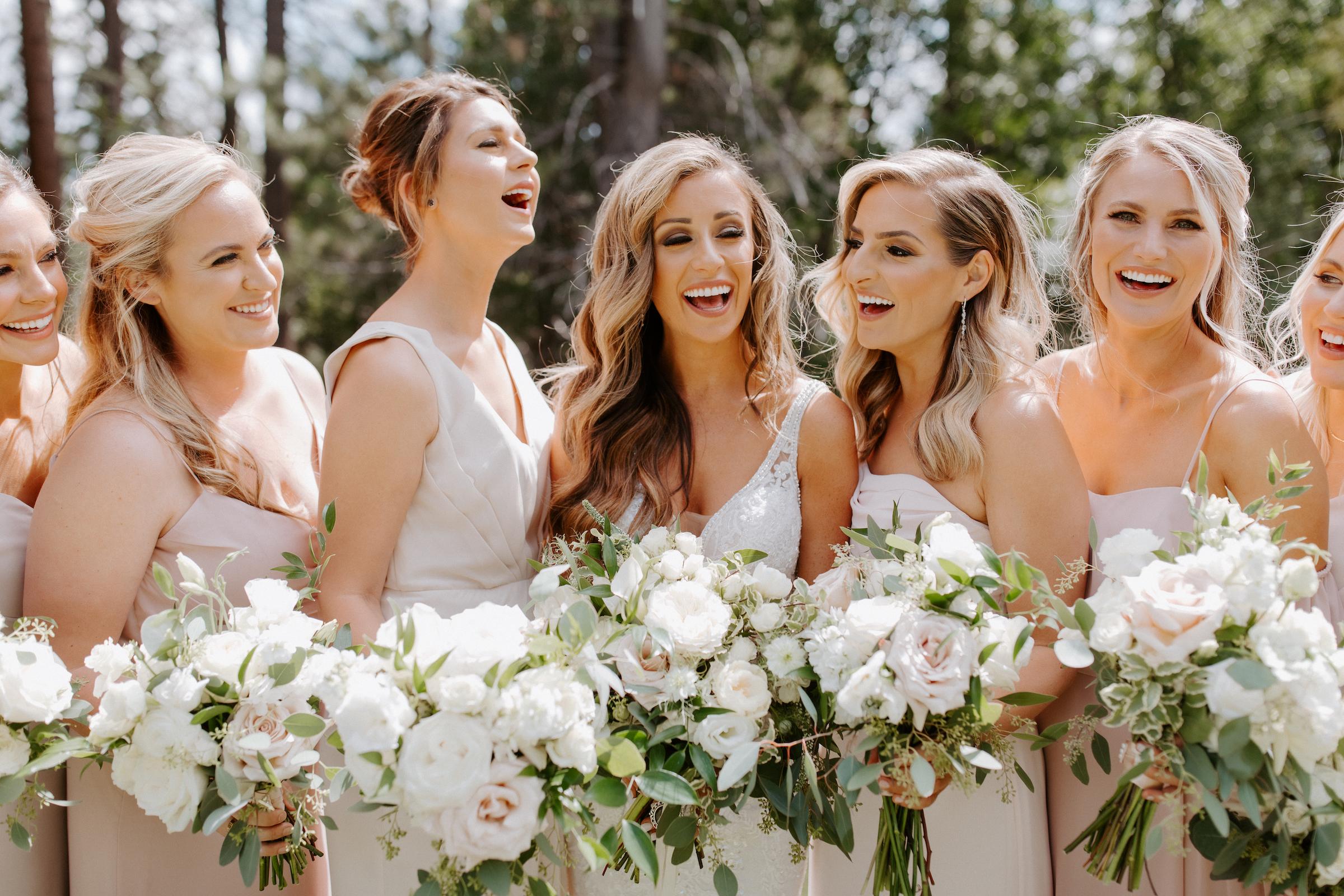 Neutral Toned Timeless Lake Tahoe Wedding Kay Kroshus23
