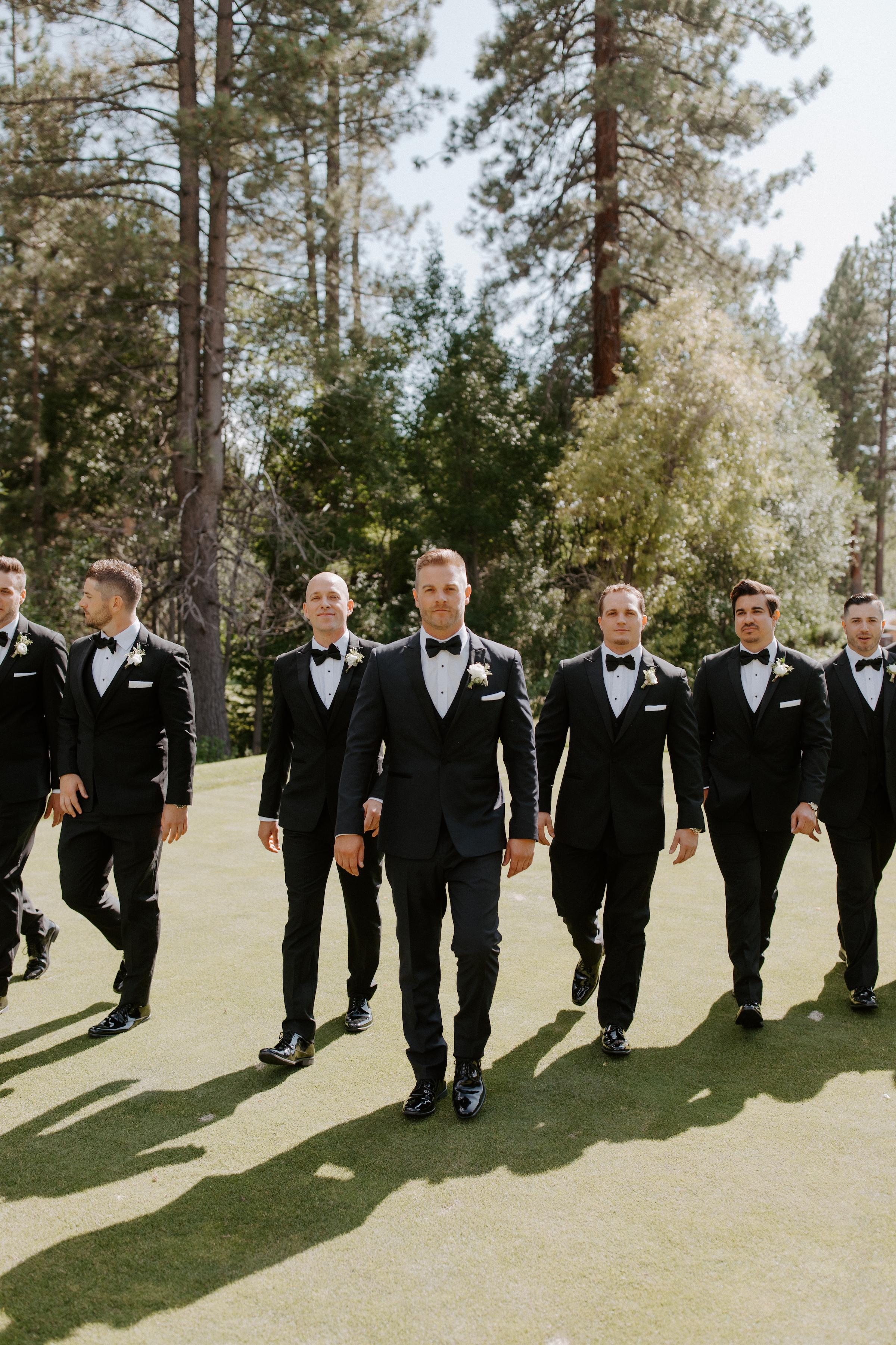 Neutral Toned Timeless Lake Tahoe Wedding Kay Kroshus34