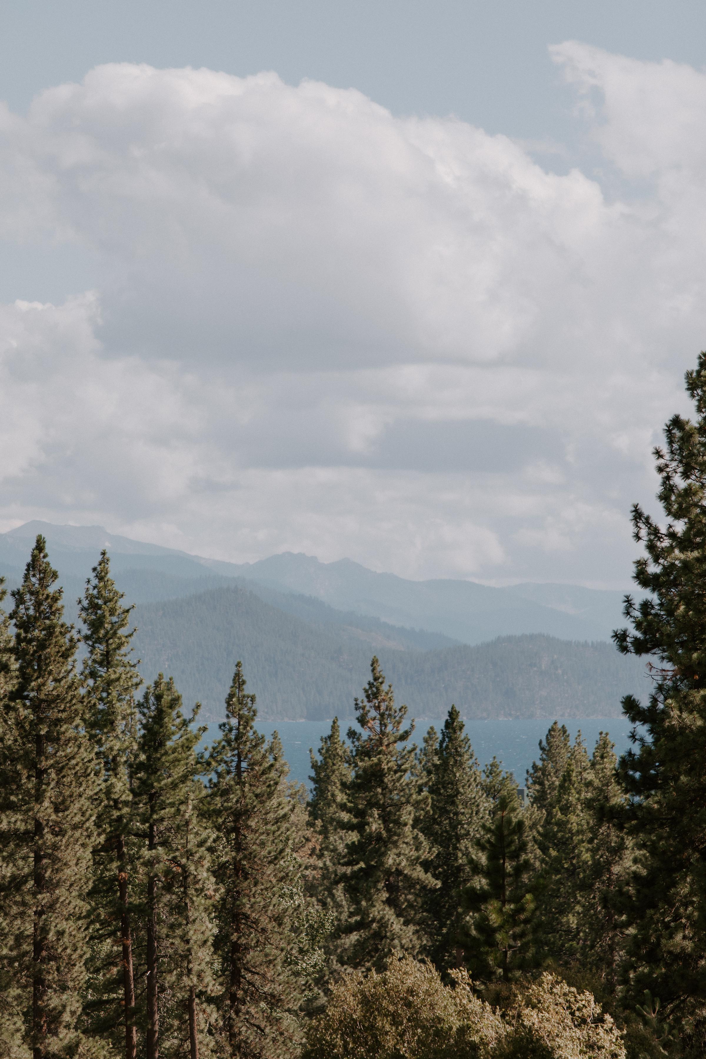 Neutral Toned Timeless Lake Tahoe Wedding Kay Kroshus35