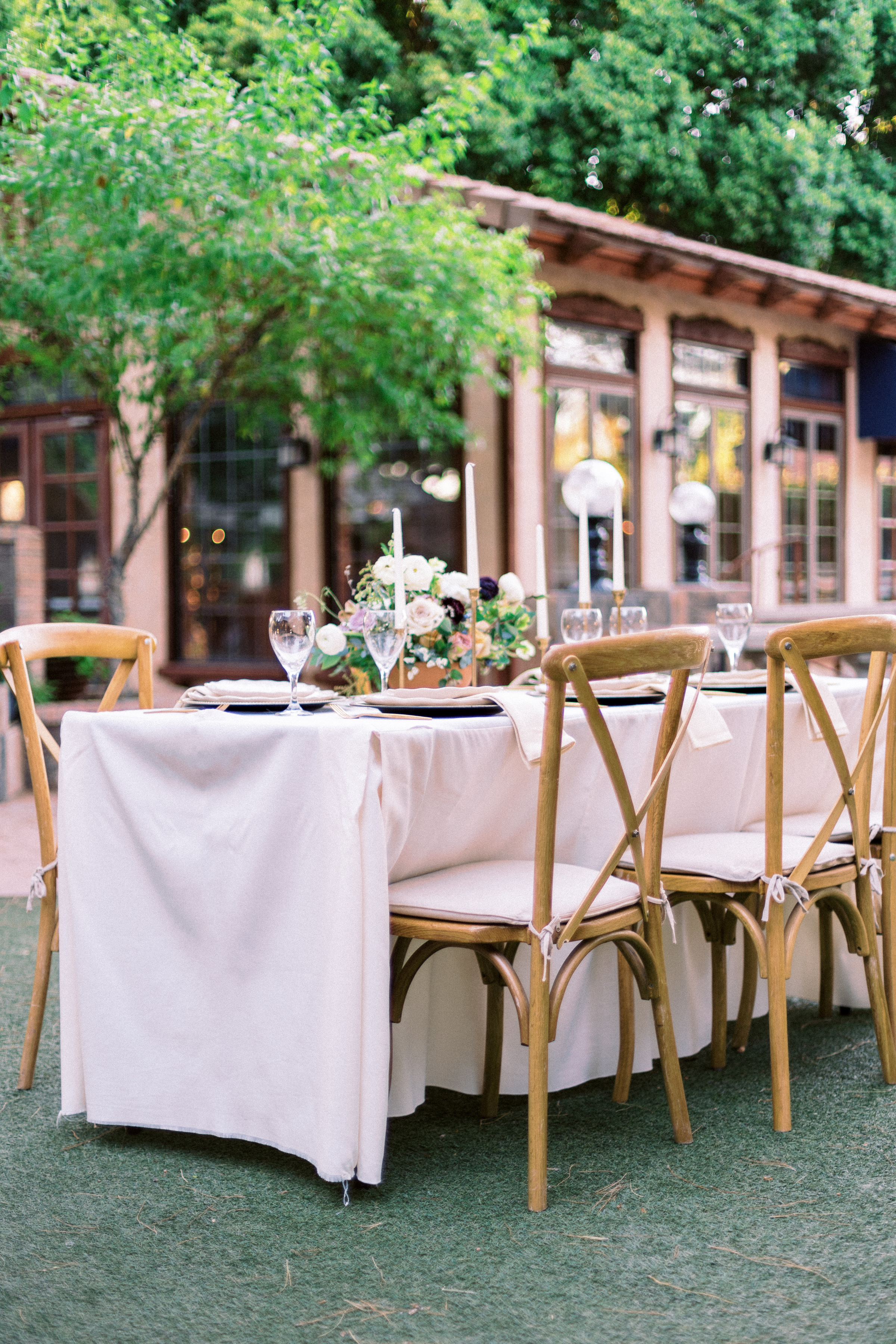 Gold Wedding Table Decor Wright House Truth And Beauty Photography 2