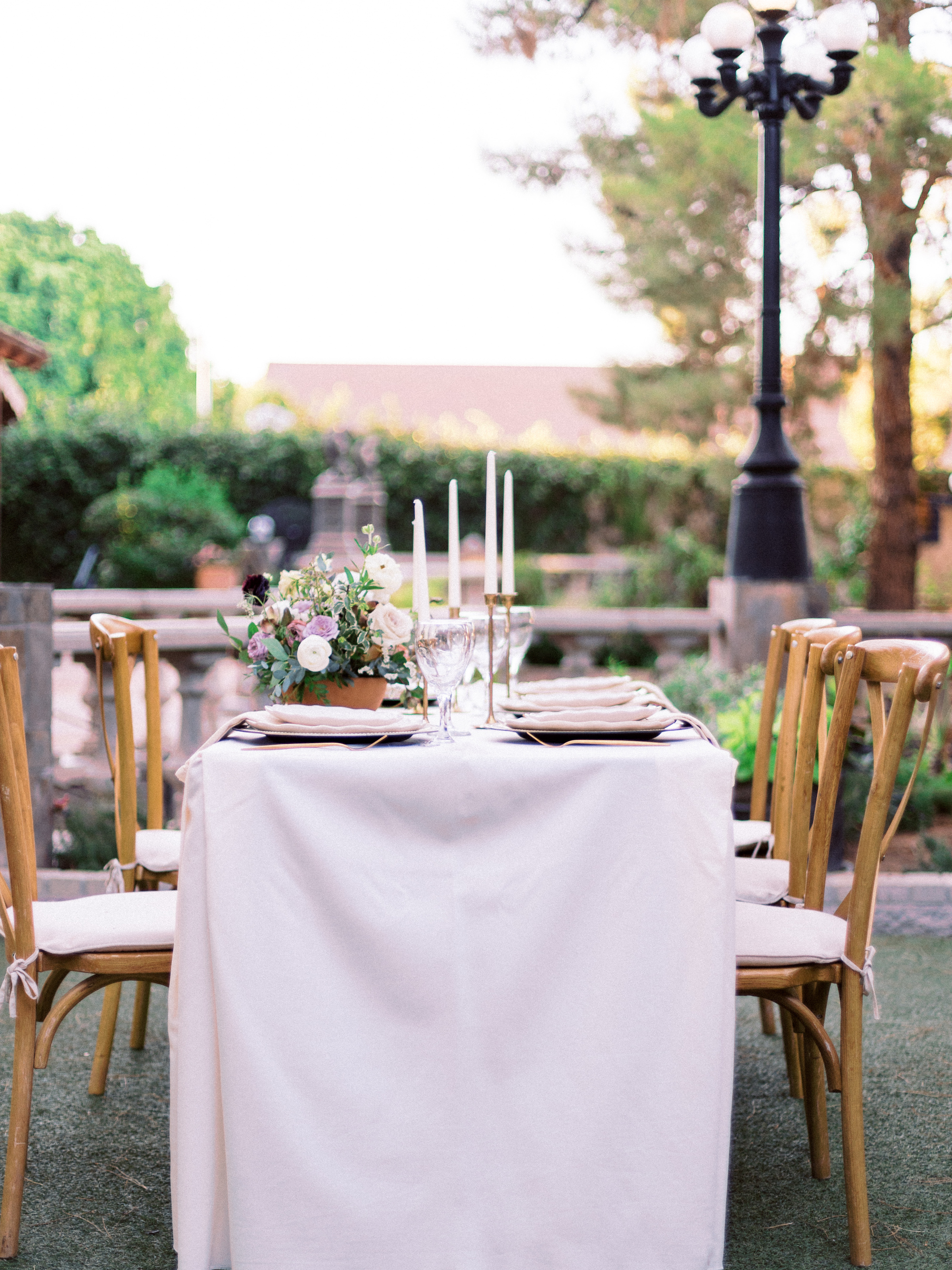 Gold Wedding Table Decor Wright House Truth And Beauty Photography 3
