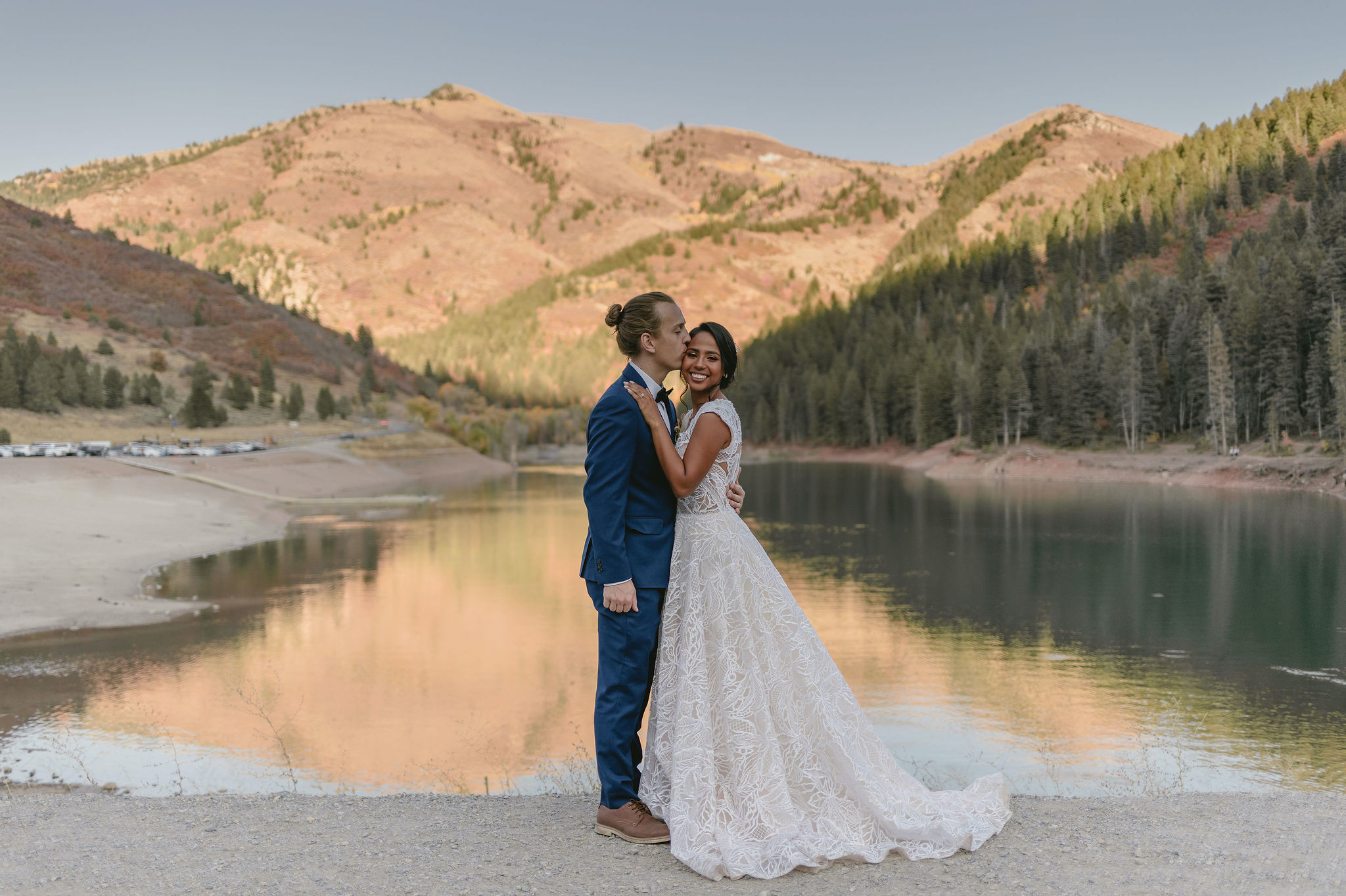 American Fork Canyon Wedding Bridal Portraits Princess Kaiulani Taberno 3