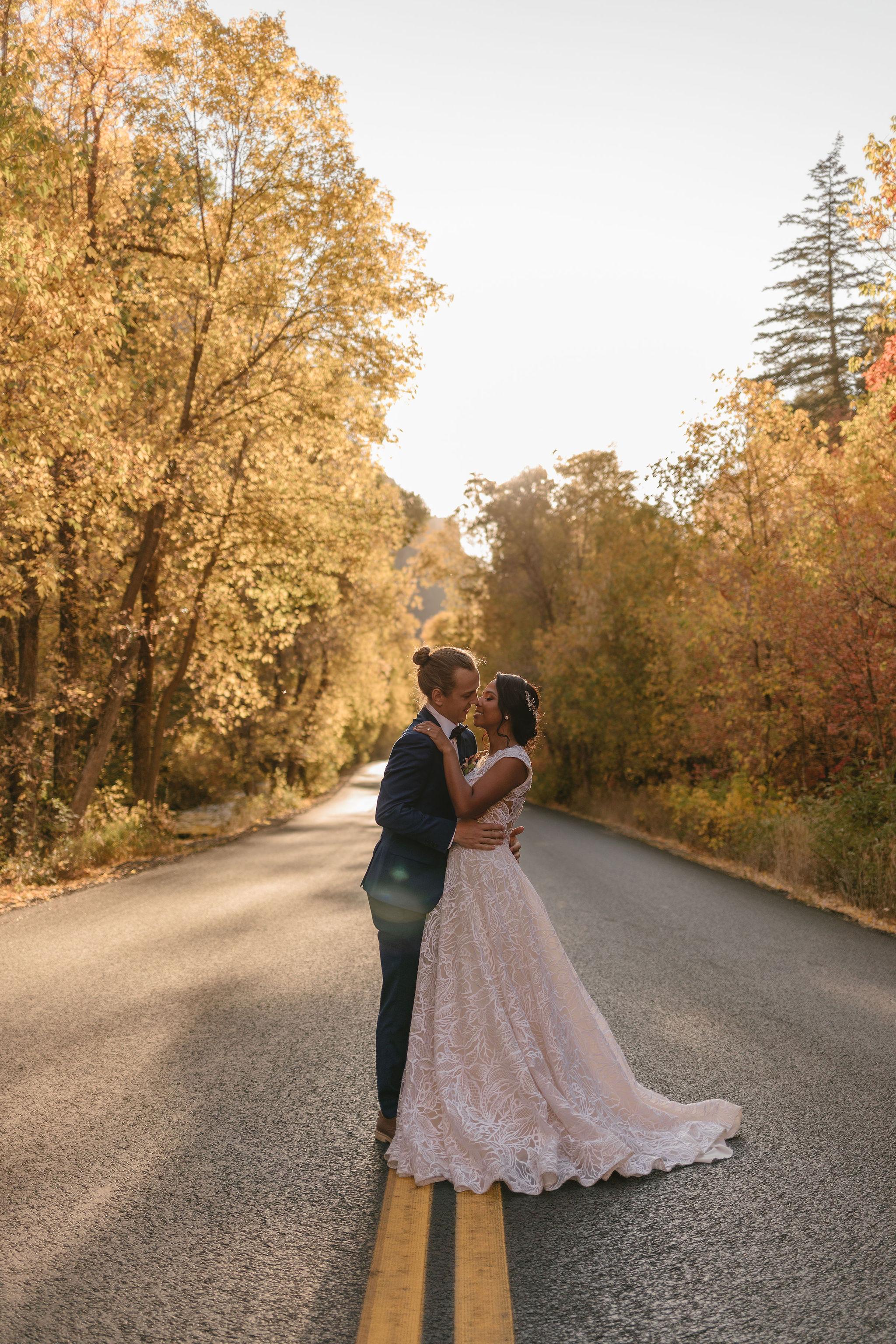 American Fork Canyon Wedding Bridal Portraits Princess Kaiulani Taberno 5