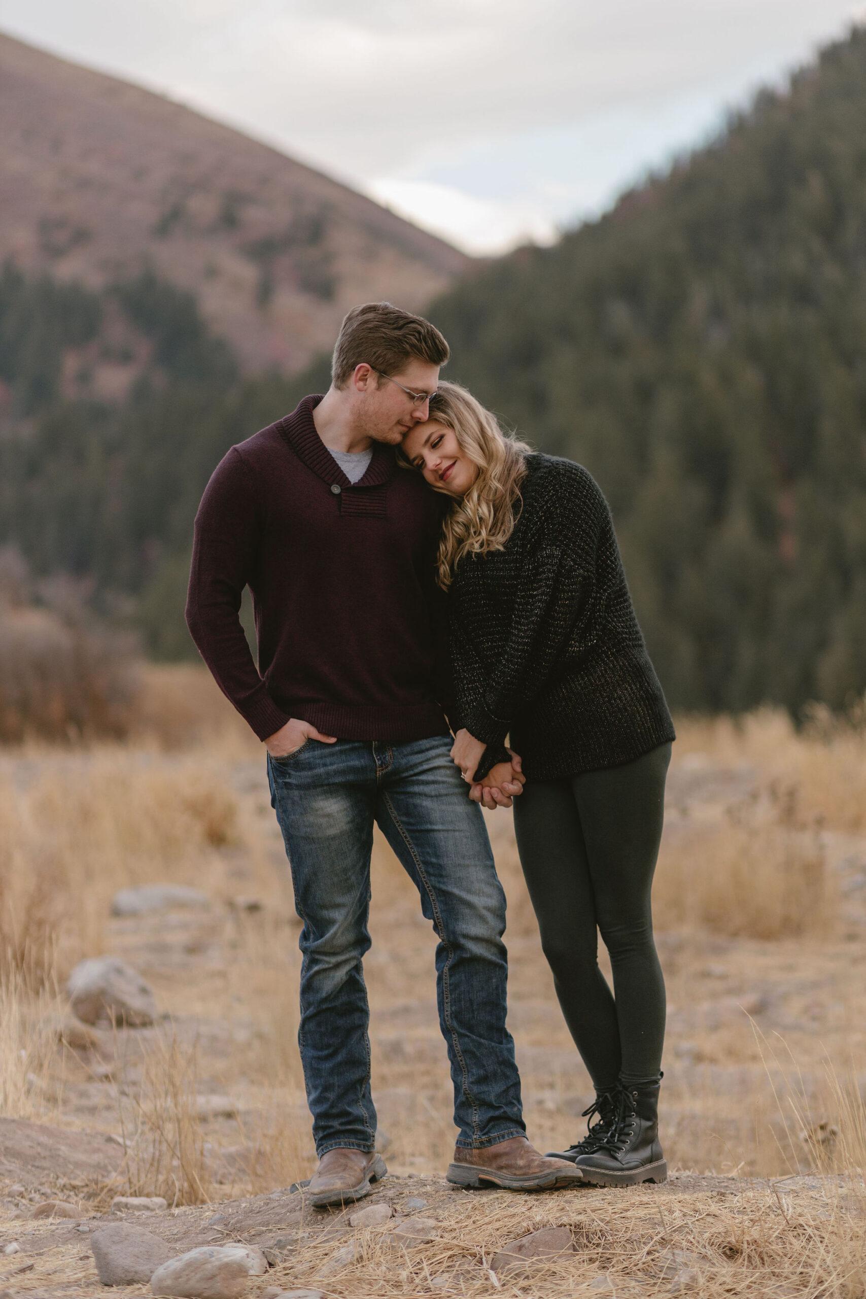 fall Utah engagement session-By Princess K-01